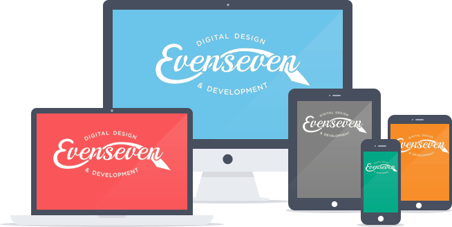 evenseven web design how it works